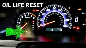 01 Honda Odyssey Maintenance Light Reset Honda Odyssey Oil Life Reset 2005 2006 2007 2008 2009 2010
