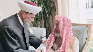 Image result for المفتي دريان مع جعجع