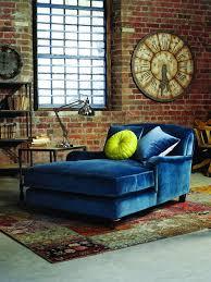 blue sofas living room:  velvet sofa chaise sleeper x