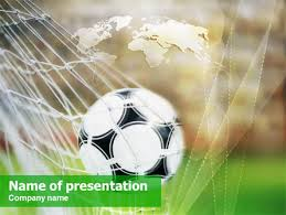 Soccer Presentation Template For Powerpoint And Keynote Ppt Star