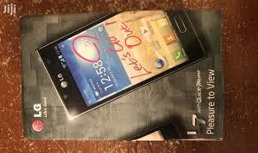 LG Optimus L7 II P710 4 GB Black ...