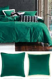 emerald willow quilt cover set by linen house get it now or find more quilt covers