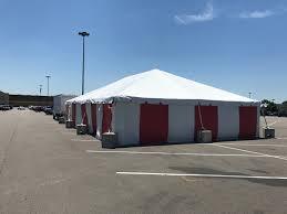 Walmart Cedar Rapids Iowa 30 X 60 Frame Tent At The Walmart Supercenter In Cedar Rapids