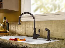 Continental Modern Oil Rubbed Bronze Spiral Pull Down Kitchen Faucet