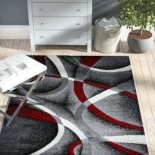 red black and grey rugs white wine area rug