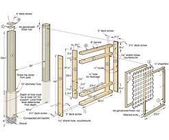 Wood Fence Gate Plans How To On Decorating Ideas