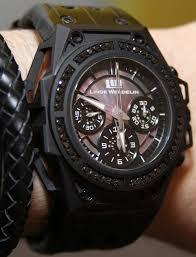 linde werdelin spidospeed black diamond watch hands on ablogtowatch linde werdelin spidospeed black diamond watch hands on hands on