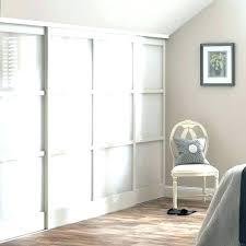 mirror closet doors mirrored sliding wardrobe with wood inlay glass canada