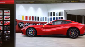 2015 Ferrari F12 Berlinetta configuration - YouTube