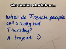 Bathroom Puns Delectable French Humor Shits Giggles Pinterest Funny Humor And French