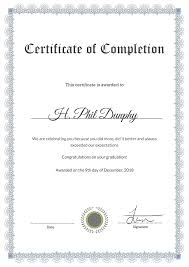 Best It Certifications Awesome Cool Certificate Templates Templates