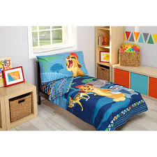 disney lion guard wild team 4 piece toddler bedding set com