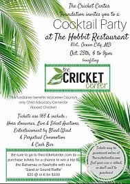 Raffle Event 10 05 2017 Major Event Raffle Packages To Benefit Cricket Center