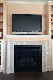 innovative ideas home depot fireplace tile marvelous design inspiration iheart organizing diy fireplace built