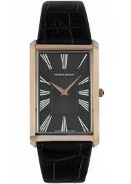 Наручные <b>часы Romanson TL 0390 MR</b>(<b>BK</b>) – купить в интернет ...