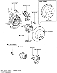 Lexus wheel hub diagram lexus wheel hub diagram toyota 1997 toyota avalon rear