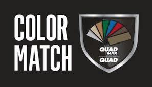 Quad Sealant Color Chart How To Color Match