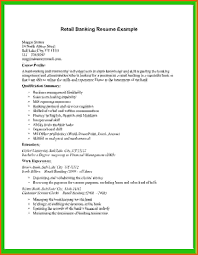 Examples Of Retail Resumes 80 Images Retail Customer Service