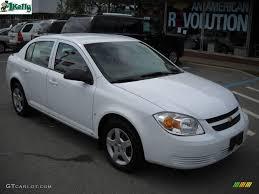 2007 Summit White Chevrolet Cobalt LS Sedan #18570731 | GTCarLot ...