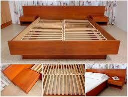 diy king size platform bed plans. Wonderful Plans 12 Inspiration Gallery From Making Simple Platform Bed Plans And Diy King Size A