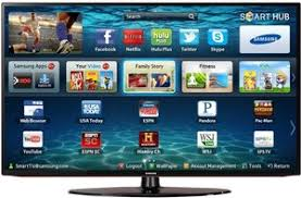 samsung tv 50 inch. 50\u2033 samsung un50eh5300 1080p led hdtv with smart tv + $150 egift card (live 12/02) for $647.99 free shipping (next best is $900). cheapest ever by $46. tv 50 inch