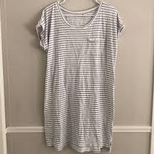 Sundry T Shirt Striped Dress Size 3