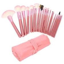 22pcs professional cosmetic makeup brush set with