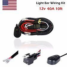 oem vs universal wiring harnesses universal led light bar wiring loom harness kit offroad fuse relay switch 12v40a