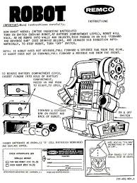 robot division robot manuals instruction manual benham s disk color disk · rudy robot remco