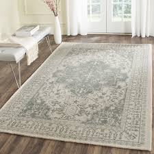 home interior alert famous 5x8 wool rug handmade viscose persian blue sage lt1045 area from