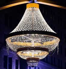world s largest outdoor chandelier chandelier ideas