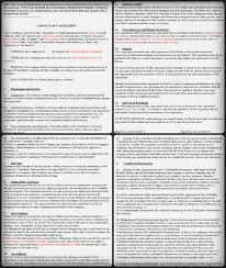 Consulting Contract Template Free Download Consultant Contract Template 6 Free Samples In Pdf Word