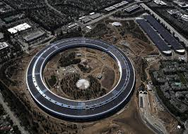 new apple office cupertino. 674538260-an-aerial-view-of-the-new-apple- New Apple Office Cupertino