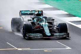 Vettel Completes First Shakedown Of Aston Martin F1 Car Filmy Tantrik