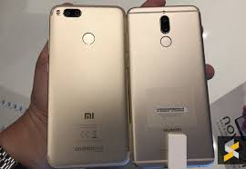 huawei nova 2i price. personally, i think the nova 2i looks better as vertical placed dual camera lens and fingerprint sensor are aligned properly in centre. huawei price