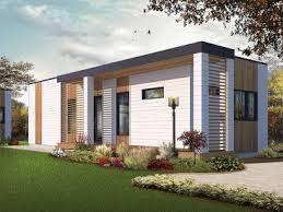 Cottage House Plans   The House Plan ShopModern Cottage Home Plan  H