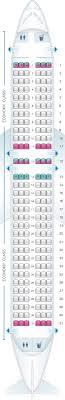Seat Map Easyjet Airbus A320neo Seatmaestro