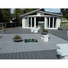 gray composite decking. Exellent Composite Composite Decking Riverstone Grey Inside Gray N