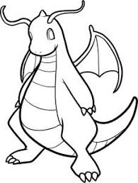 Small Picture How to draw dragonite Hellokidscom