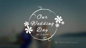 Wedding Title Template Wedding Title Template Kayas Opencertificates Co