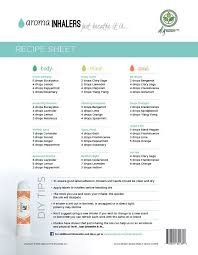 Aroma Inhaler Kit Essential Oil Inhaler Essential Oils