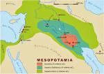 b) Grandes Civilizaciones Mesopotamia