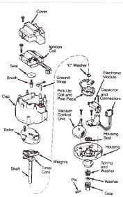 similiar gm hei distributor components keywords chevy hei distributor wiring diagram in addition gm parts electrical