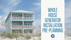 living along the gulf coast means homeowners have to constantly prepare for weather events half of year is spent being on edge because a storm could house generator f80 generator