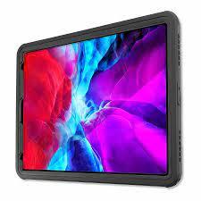 4Smarts Rugged Tablet Case Active Pro STARK für APPLE iPad 12.9 (2020),  BLACK online kaufen