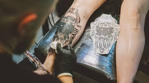 7 летняя мастер тату и 26 героев Marvel на теле чем поражает фестиваль Tattoo Collection 2019