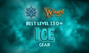 Best Ice Gear Level 130 Wizard101 Swordrolls Blog
