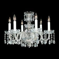 bronze chandelier glass black mini chandeliers costco led lights k lamp 16t amazing