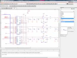 allegro design entry cis industry standard schematic editor