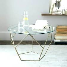 silver drum coffee table silver drum end table round drum